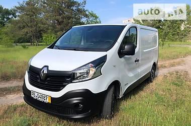Легковой фургон (до 1,5 т) Renault Trafic груз. 2017 в Днепре