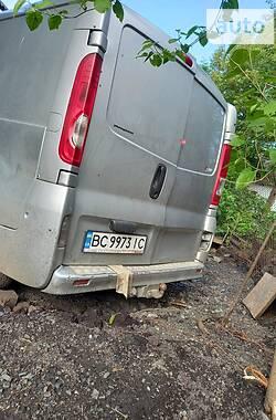 Легковой фургон (до 1,5 т) Renault Trafic груз. 2006 в Ивано-Франковске