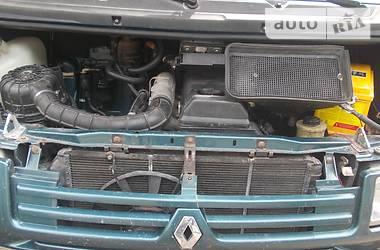 Renault Trafic пасс. 1998