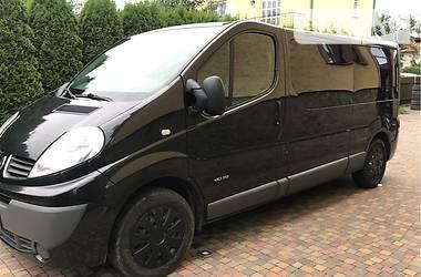 Renault Trafic пасс. 2012 в Стрые