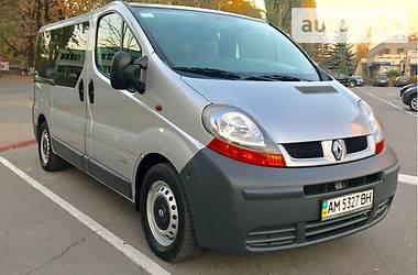 Renault Trafic пасс. 2006 в Виннице