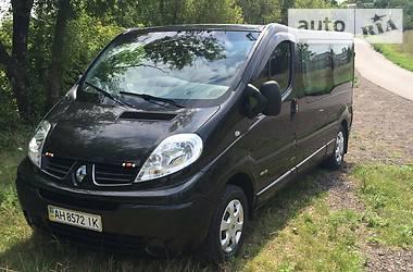 Renault Trafic пасс. 2012 в Краматорске