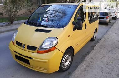 Renault Trafic пасс. 2005 в Львове