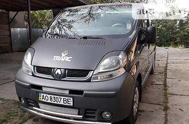Renault Trafic пасс. 2006 в Ужгороде