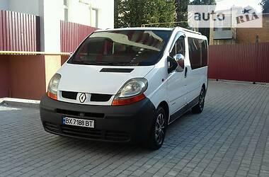 Renault Trafic пасс. 2003 в Хмельницком