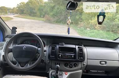 Renault Trafic пасс. 2007 в Чорткове