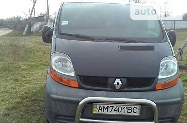 Renault Trafic пасс. 2006 в Баранівці