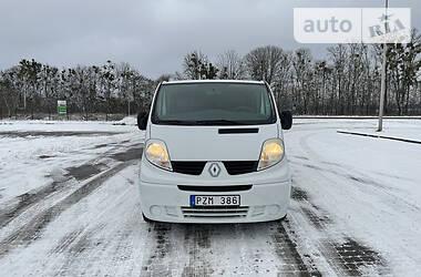 Renault Trafic пасс. 2011 в Радивиліві