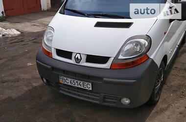 Renault Trafic пасс. 2004 в Львове