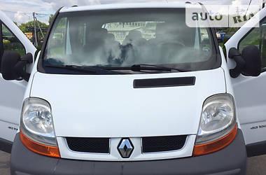 Минивэн Renault Trafic пасс. 2003 в Житомире