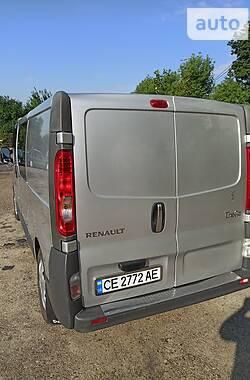 Легковой фургон (до 1,5 т) Renault Trafic пасс. 2011 в Черновцах