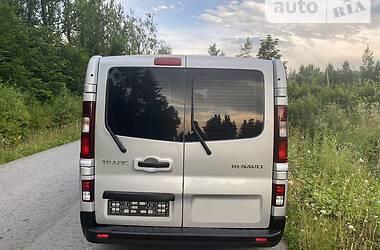 Минивэн Renault Trafic пасс. 2017 в Ивано-Франковске