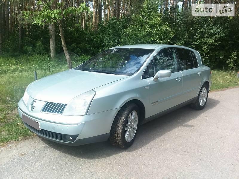 Renault Vel Satis 2004 в Сумах