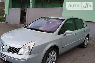Хэтчбек Renault Vel Satis 2004 в Переяславе-Хмельницком