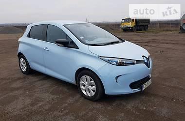 Renault Zoe 2013 в Дубно