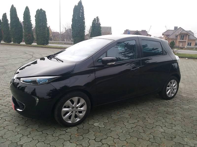 Renault Zoe 2015 года в Ровно