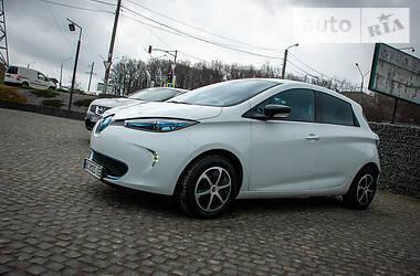 Хетчбек Renault Zoe 2016 в Львові