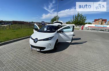 Хэтчбек Renault Zoe 2015 в Виннице