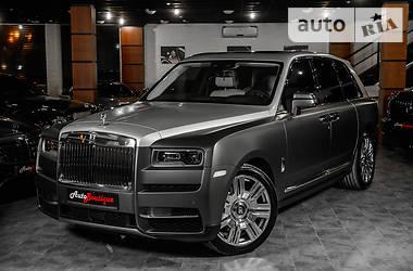Внедорожник / Кроссовер Rolls-Royce Cullinan 2019 в Одессе