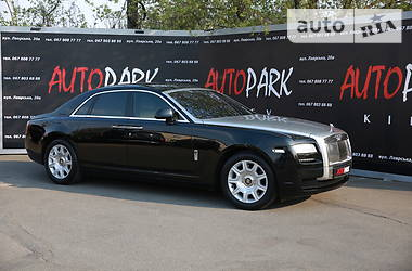 Rolls-Royce Ghost 2012 в Киеве