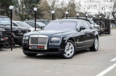 Седан Rolls-Royce Ghost 2010 в Киеве