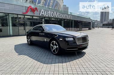 Купе Rolls-Royce Wraith 2014 в Киеве