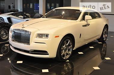 Rolls-Royce Wraith 2019 в Киеве