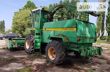 Ростсельмаш Дон 680 2001 в Херсоне