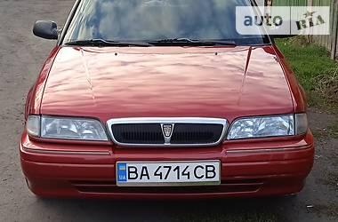 Хетчбек Rover 214 1994 в Гайвороні