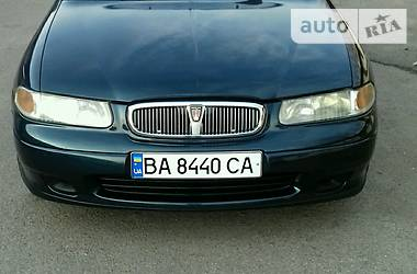 Rover 400 1998 в Благовещенском