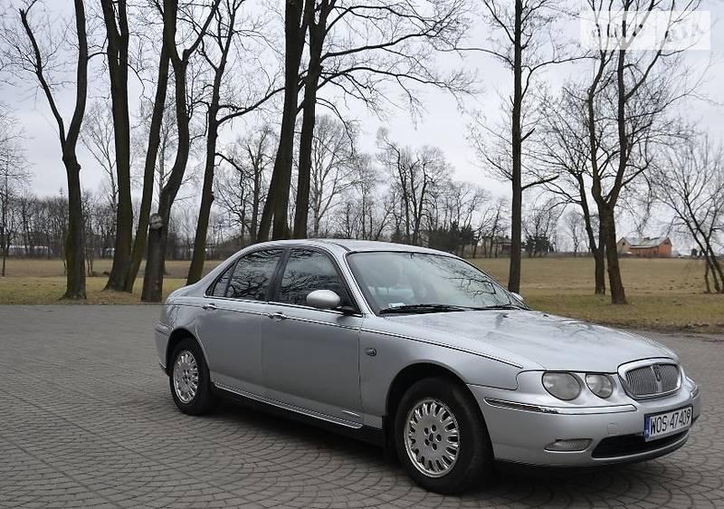 Rover 75 2001 в Ивано-Франковске