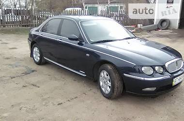 Седан Rover 75 1999 в Ивано-Франковске