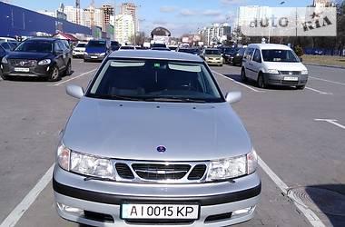 Saab 9-5 2001 в Киеве
