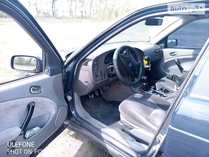 Saab 9-5 1999 в Чернигове