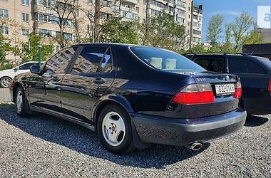 Saab 9-5 2000 в Киеве