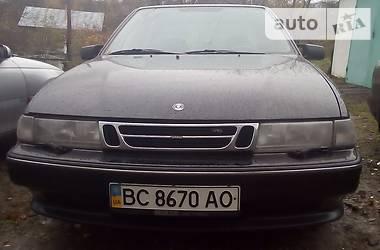 Saab 9000 1995 в Львове