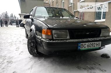 Saab 9000 1991 в Львове