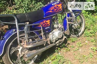 Мотоцикл Классік Sabur 110 2012 в Близнюках