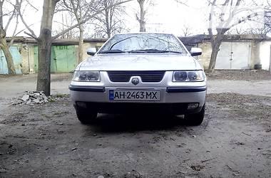 Samand LX 2008 в Покровске