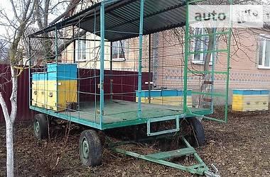 Саморобний Саморобний причіп 2017 в Полонному