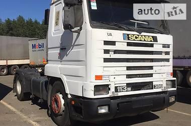 Scania 113M 1996 в Киеве