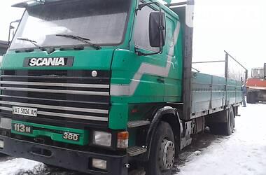 Scania 113M 1994 в Галиче