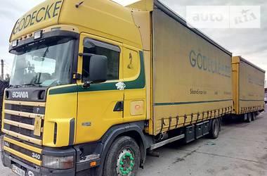 Scania 114 2000 в Запорожье