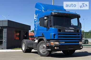 Scania 114 2006 в Макарове