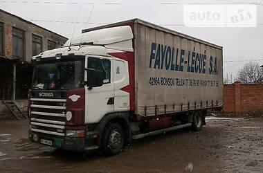 Scania 114 2000 в Ивано-Франковске
