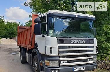 Scania 114 2001 в Желтых Водах
