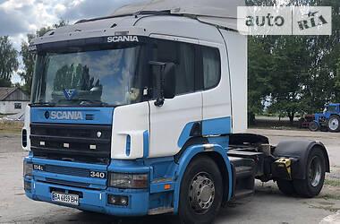 Scania 114 1997 в Гайвороне