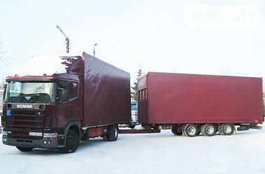 Scania 124 2000 в Чернигове