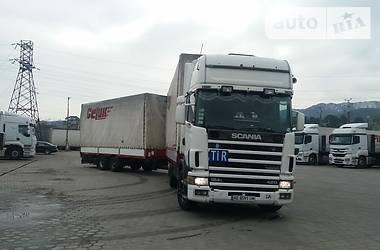 Scania 124 2001 в Днепре