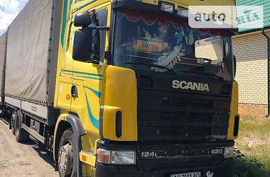 Scania 124 2000 в Маневичах